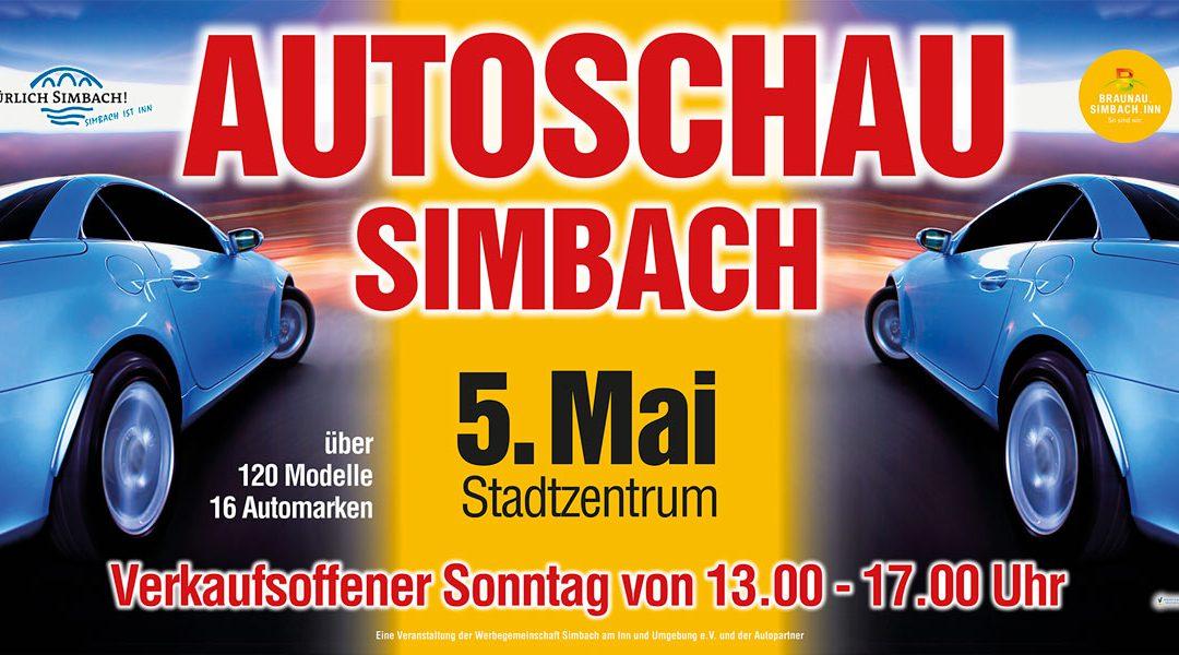 Infos aus erster Hand – Autoschau in Simbach
